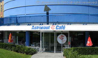 The Astronaut Caf�