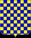 Blason of Dreux