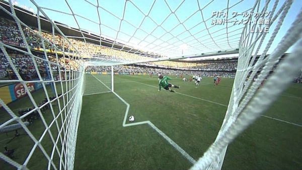 England's second goal - why itwasn't a goal