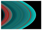 saturn's rings image credit: lasp, colorado university