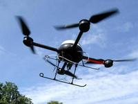 Surveillance drone helicopter being trialled in the UK